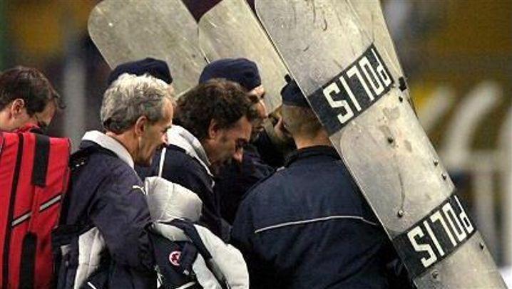 Verpasste WM-Quali: Trauer und Tumulte