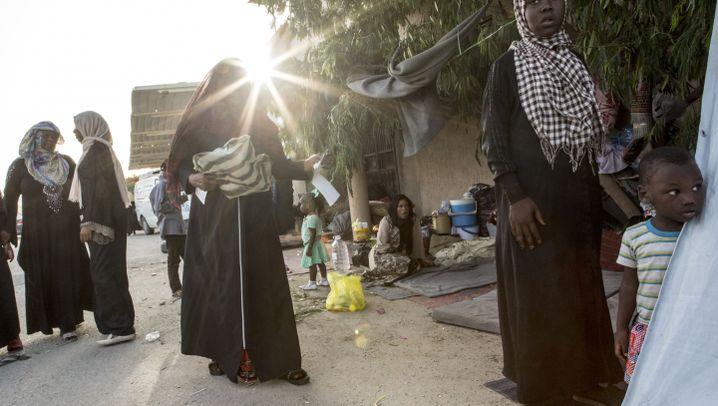 Flüchtlinge in Libyen: Trostlos in Tripolis