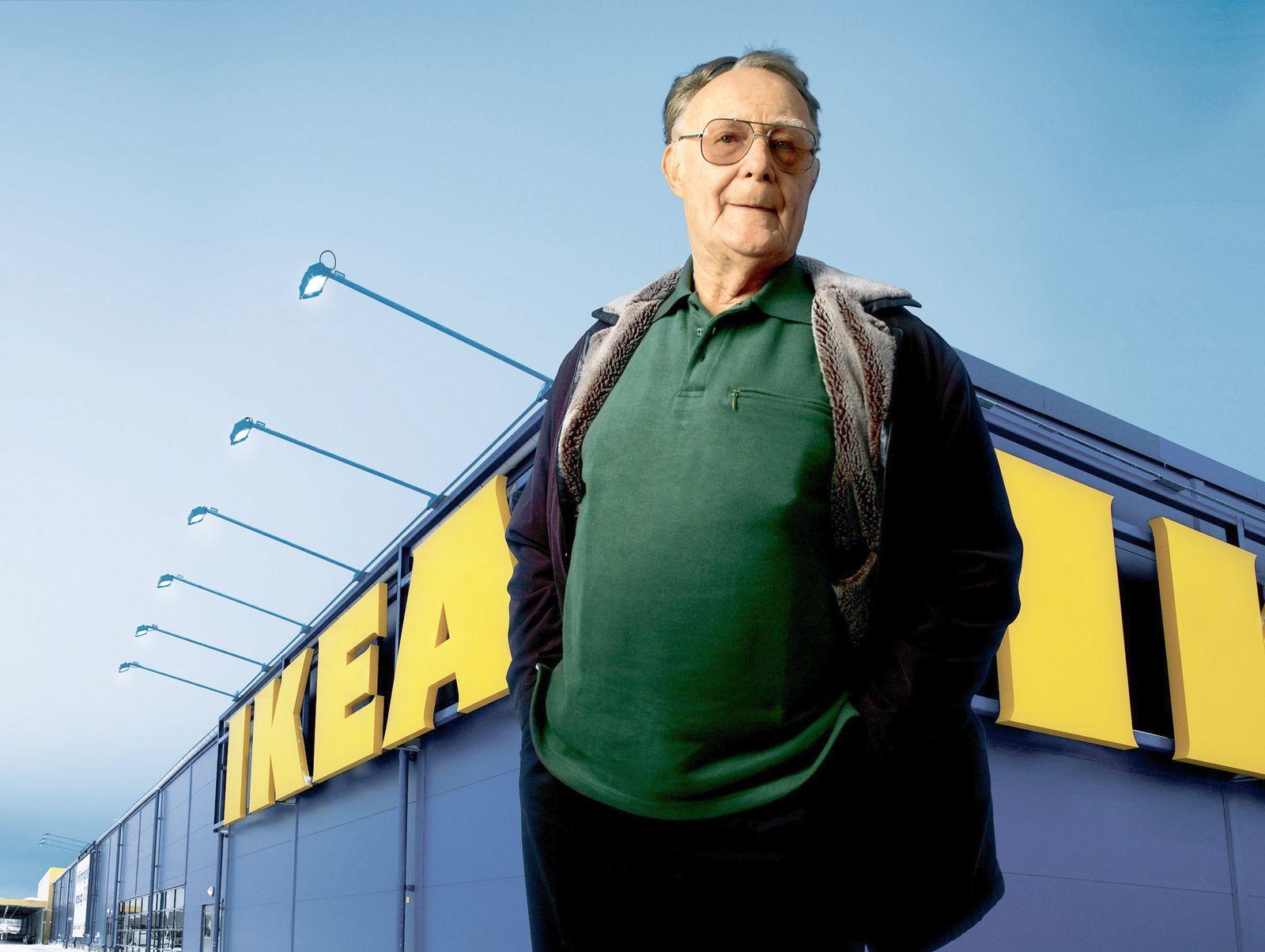 Ikea-Gründer Kamprad