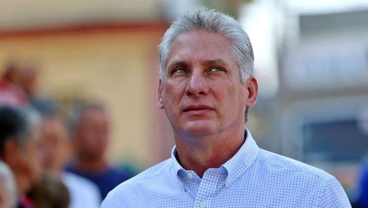 Wechsel an Kubas Staatspitze: Still und machthungrig