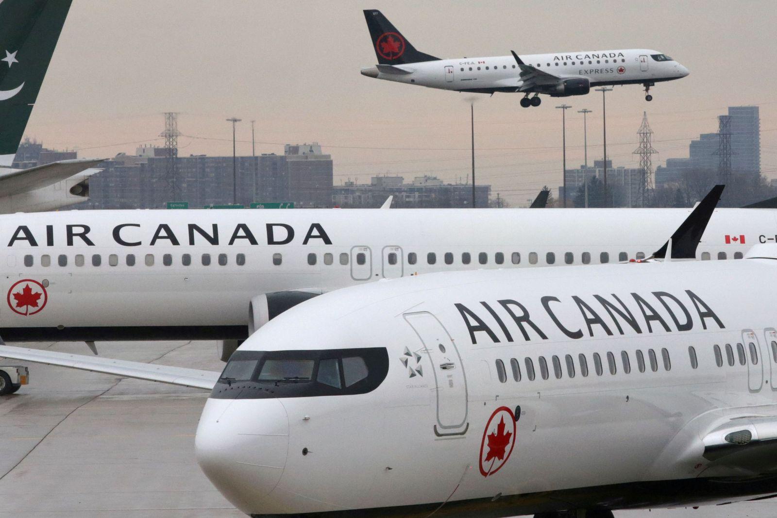 ETHIOPIA-AIRPLANE/CANADA-LABOR