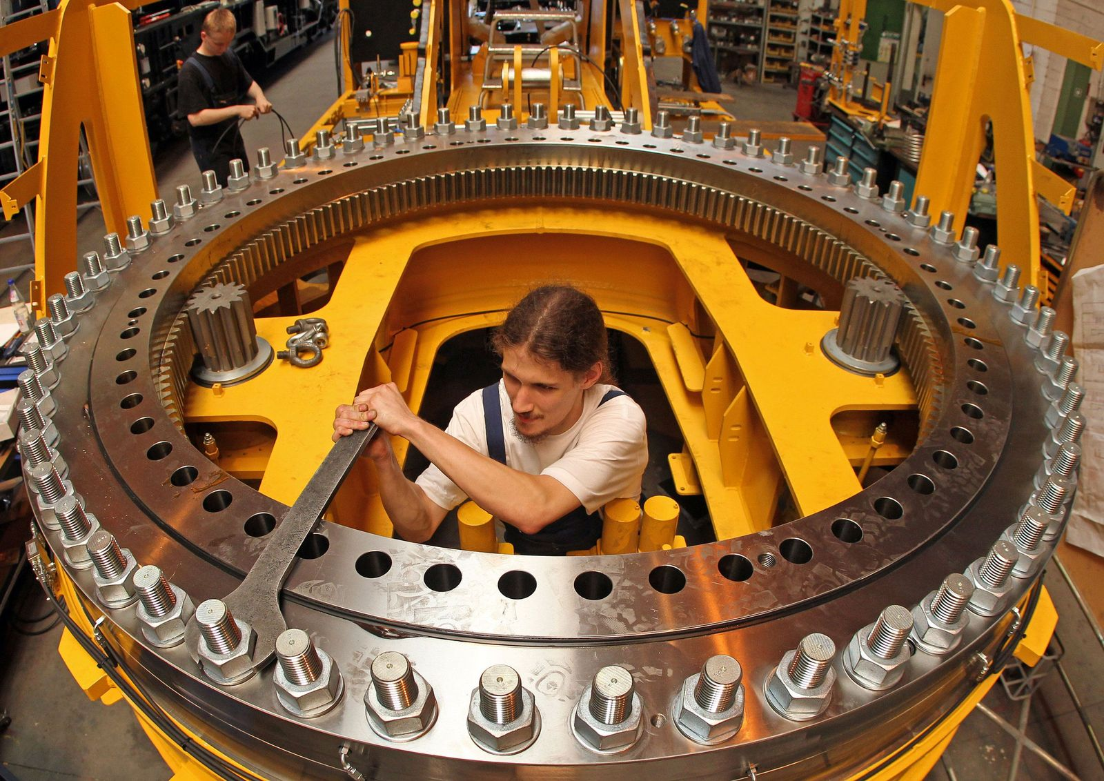 Maschinenbau / Export