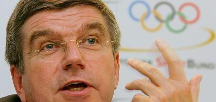 """IOC-Vize Bach: """"Investitionsfrage mit dem Energieminister vertraulich besprochen"""""""