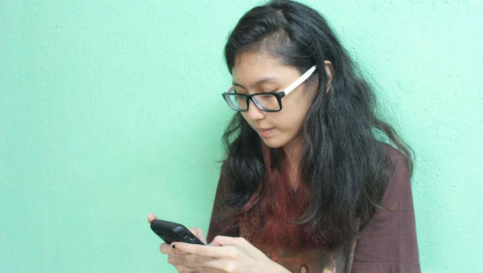 Social Net, sozialer Stress: Wie Teenager in Indonesien online leben