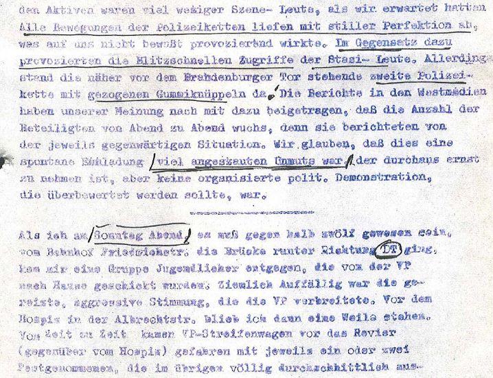 """Original-Broschüre """"Der 7. 8. 9. Juni - intern"""" als PDF."""