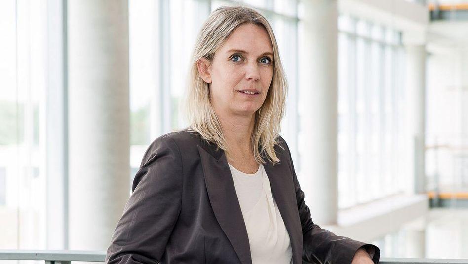 Nicole Roth, Studentin an der Fachhochschule Dortmund