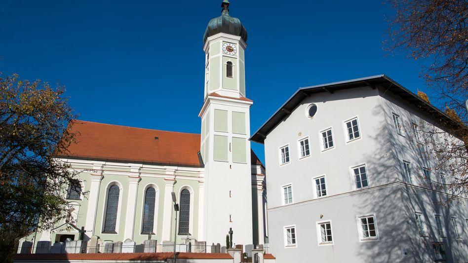 Katholische Kirche von Zorneding