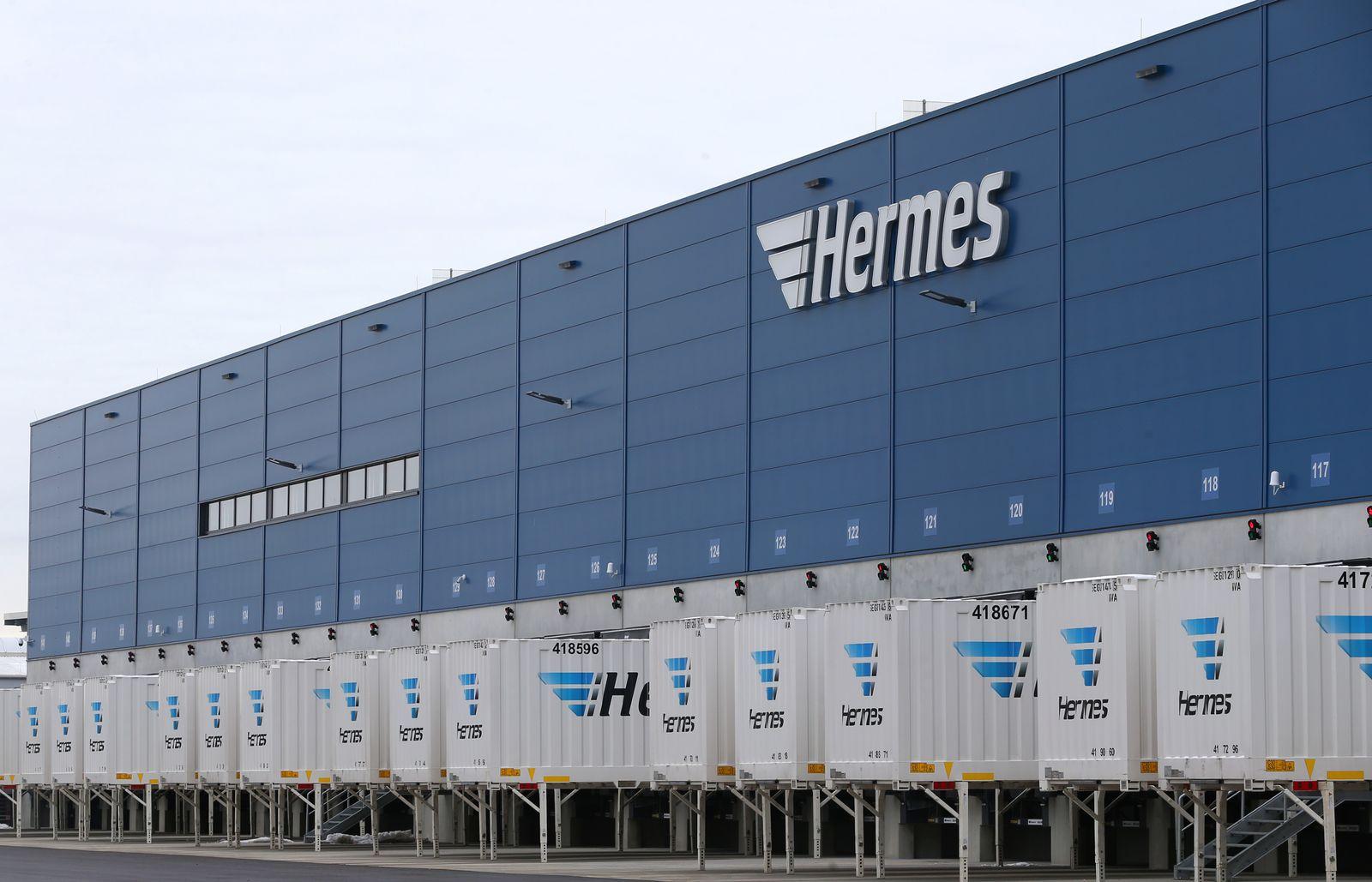 Hemes Logistikzentrum