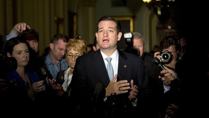 """Anstifter des Schuldendramas: """"Wacko bird"""" Ted Cruz"""