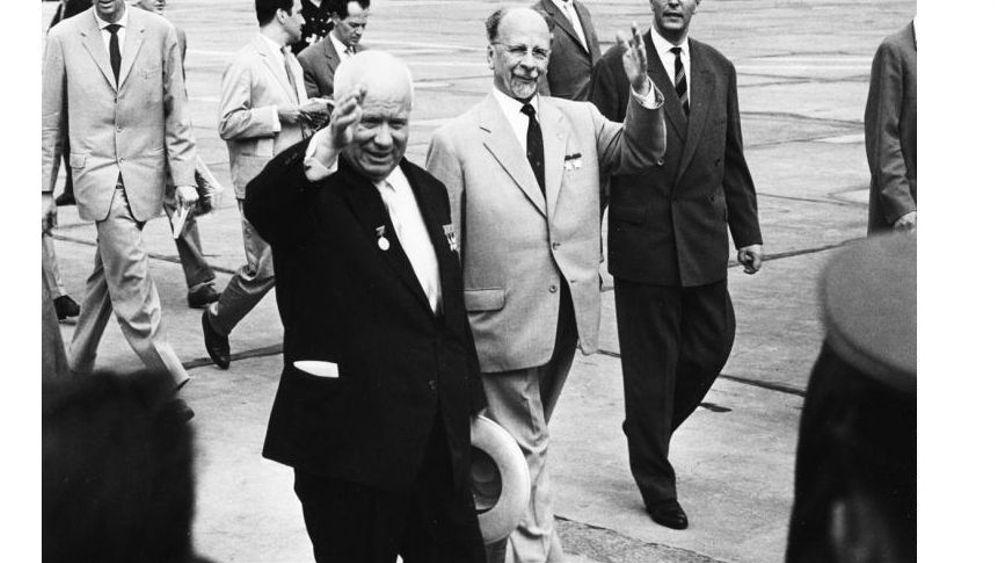 Vergessener Chruschtschow-Besuch: Ich bin auch ein Berliner!
