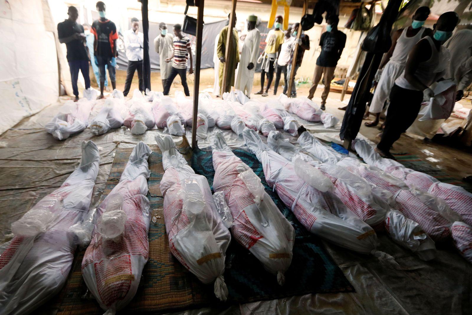 Nigeria/ Schiiten/ Militär/ Armee/ Ausschreitungen