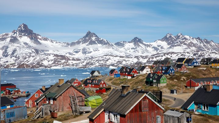Grönland: Wo der Klimawandel auch Vorteile bringt