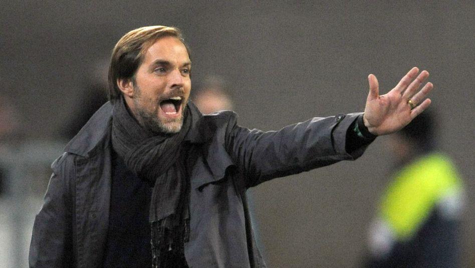 """Mainz-Trainer Tuchel: """"Ich fühle mich wohl damit, wie ich coache"""""""