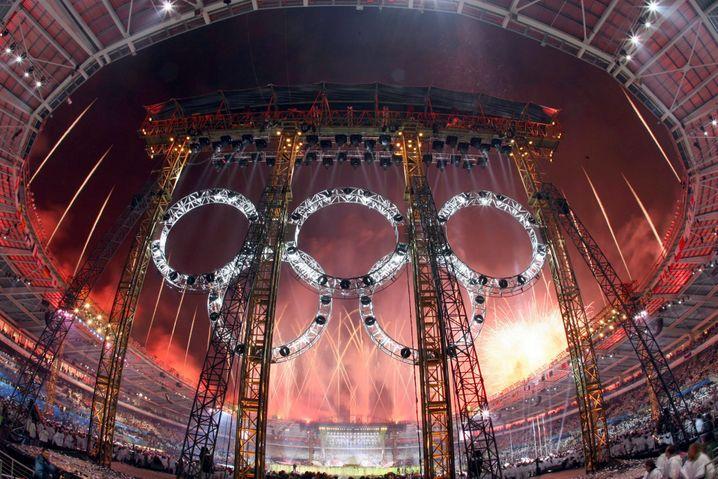 Die Olympischen Spiele: für viele Sportler die größte Bühne der Welt