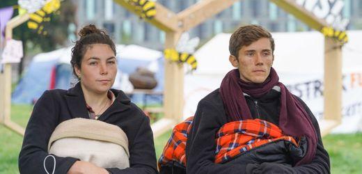 »Hungerstreik der letzten Generation«: Klimaaktivisten in Berlin beenden Durststreik
