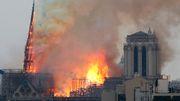 Darum breiteten sich die Flammen in Notre-Dame so schnell aus