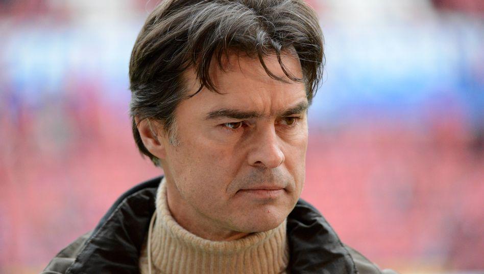 Thomas Berthold, hier als TV-Experte: Kritische bis provokante Interviews zum Zustand des deutschen Fußballs