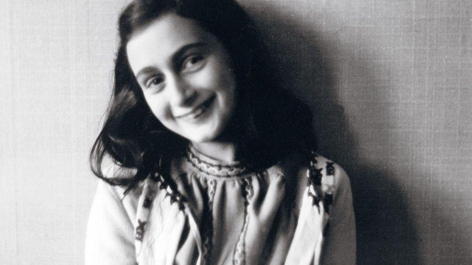 Schülerin Anne Frank 1941: Was siehst du, wenn du an den Holocaust denkst?