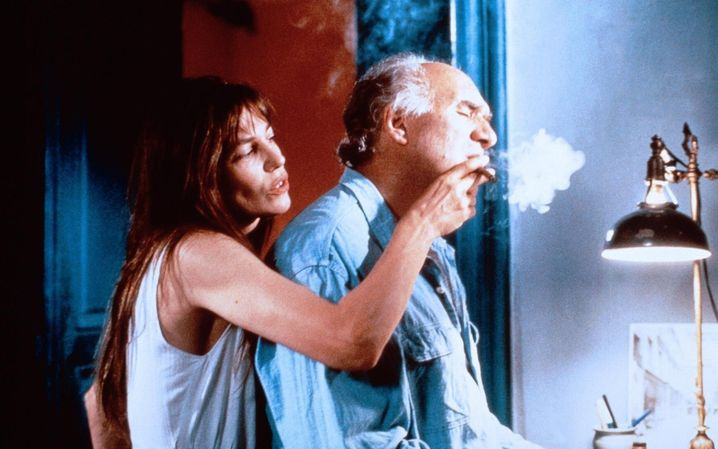 Angst vor der Talentvergeudung: Jane Birkin als Künstlergattin und Michel Piccoli als Maler in Jacques Rivettes Film
