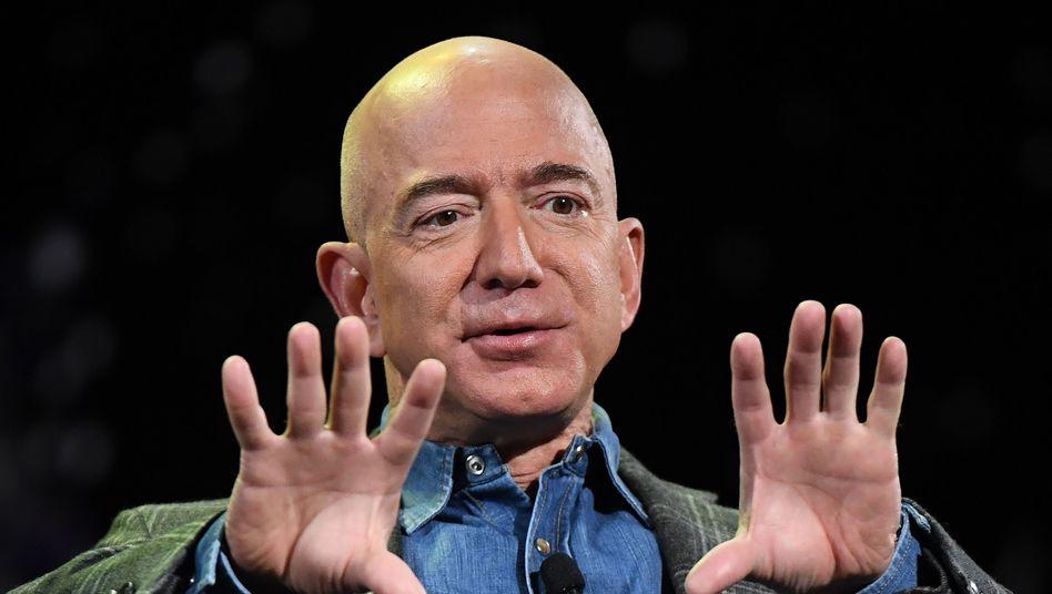 Amazon-Chef: Bezos will zehn Milliarden Dollar für Kampf gegen Klimawandel spenden