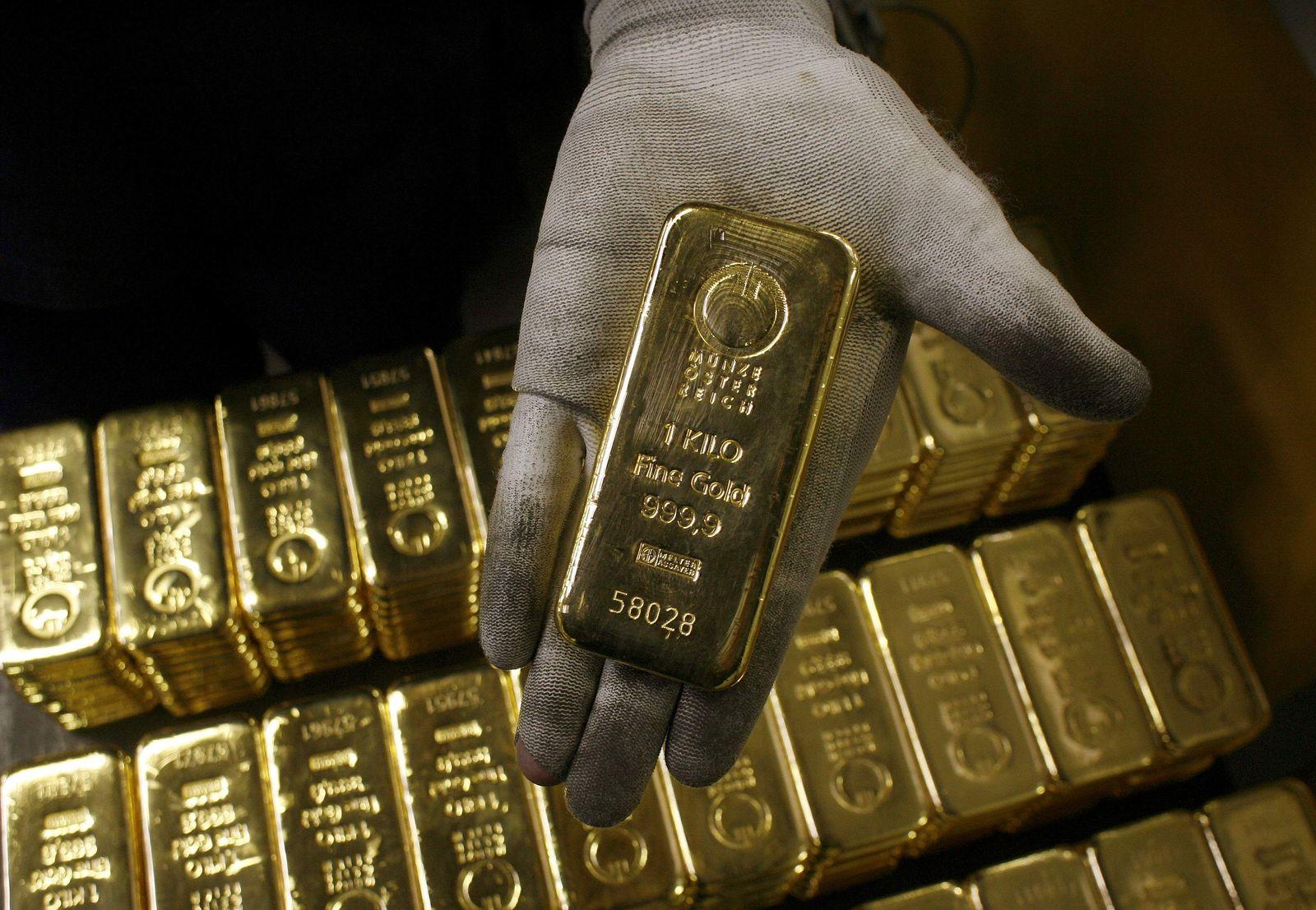 Gold-Barren