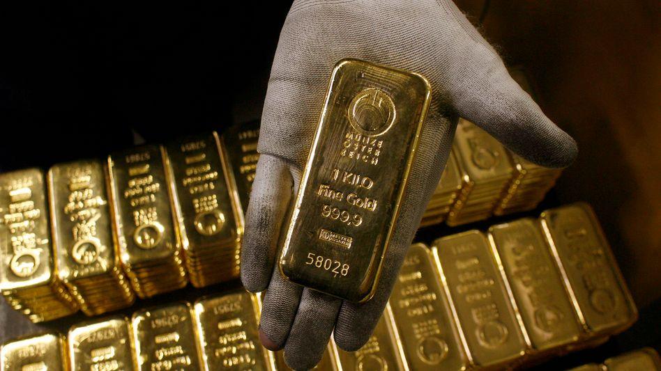 Goldbarren: Das Edelmetall ist so wertvoll wie nie zuvor