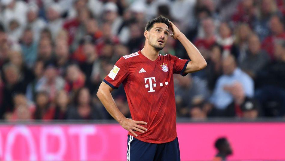 Mats Hummels spielte drei Saisons beim Rekordmeister Bayern München
