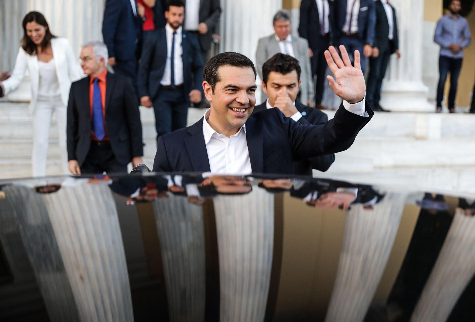 Griechenland - EU