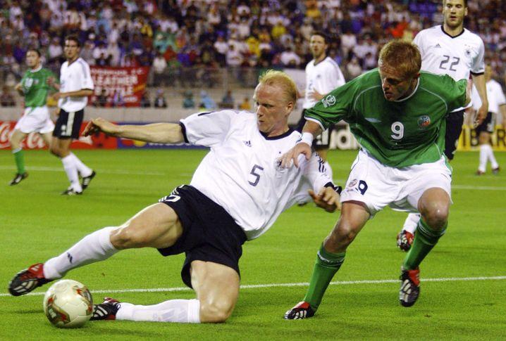 """Ramelow bei der WM 2002: """"Überall auf der Welt"""""""