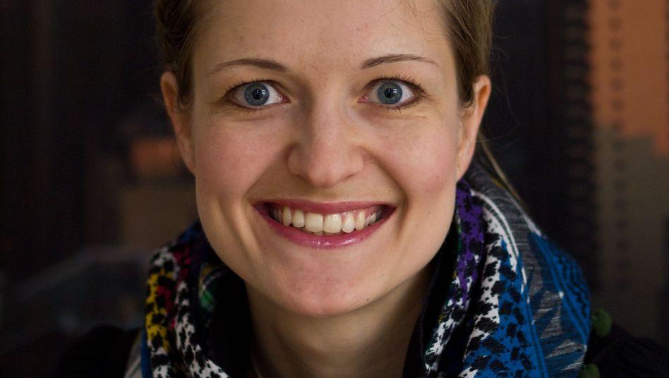 """Stefanie Jarantowski und ihr """"Eventsofa"""": """"Kenne kaum andere selbständige Frauen"""""""