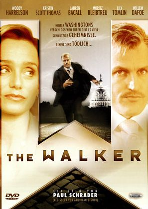 DVD Cover - The Walker