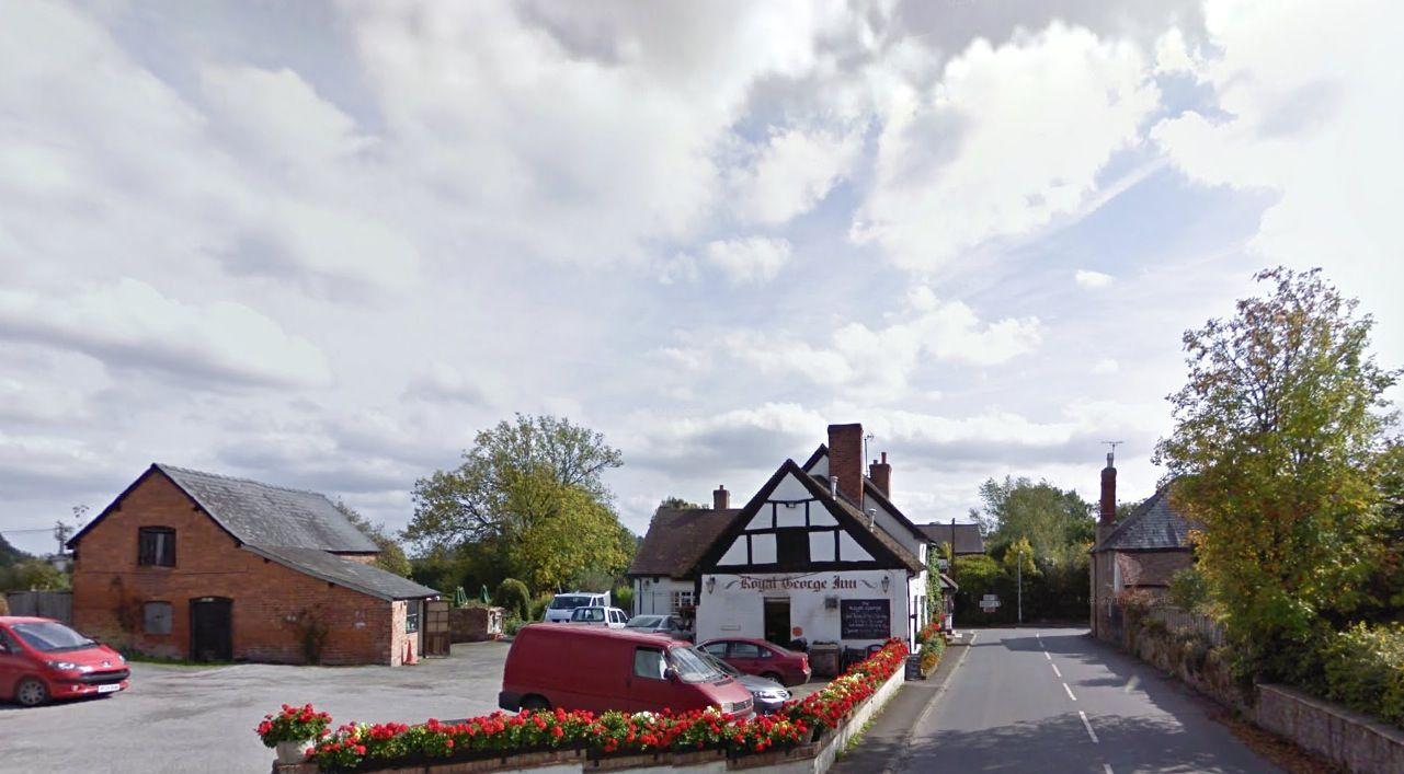 England/ Herefordshire/ Lyonshall