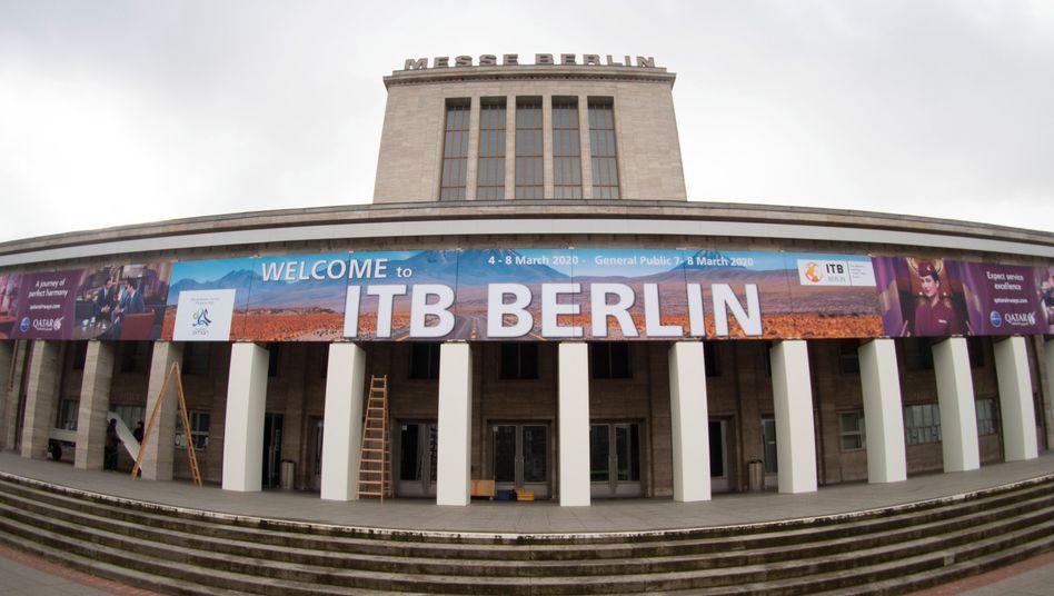 Die Vorbereitungen auf die ITB in Berlin liefen bis zuletzt