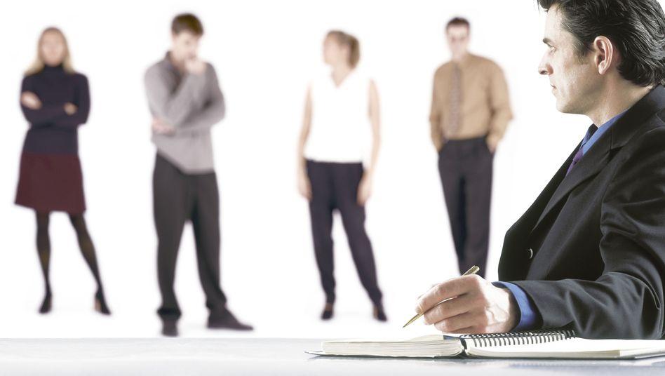 Bewerberauswahl: Diskriminiert oder nicht?