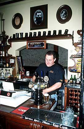 Kelly's Bar & Bistro: Kellys Todesurteil fiel in Beechworth