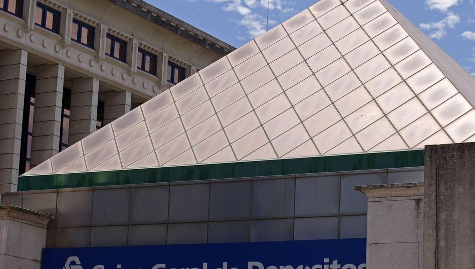 Hauptsitz der Caixa Geral de Depósitos in Lissabon: Versicherungssparte geht an China
