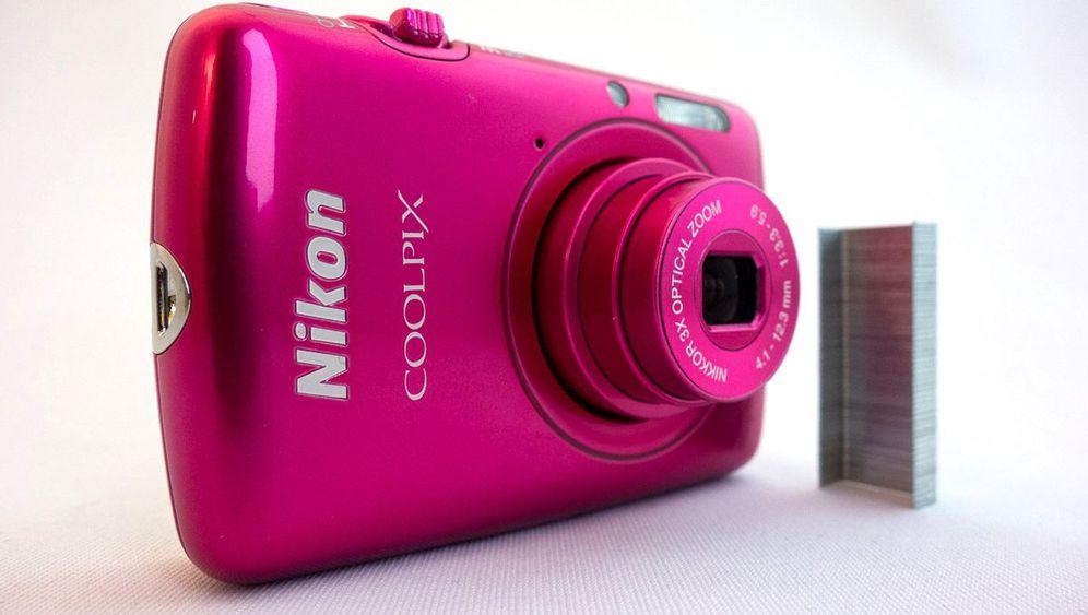 Mini-Kamera: So fotografiert die Nikon S01
