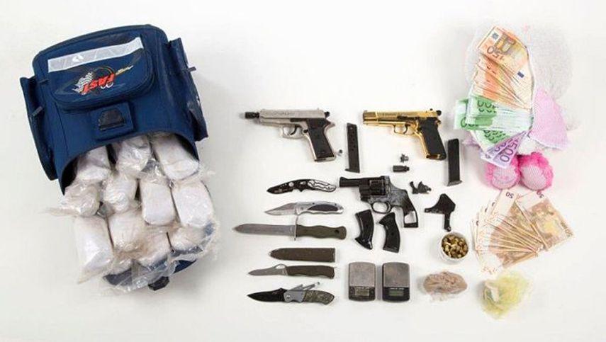 Heroin im Schulranzen