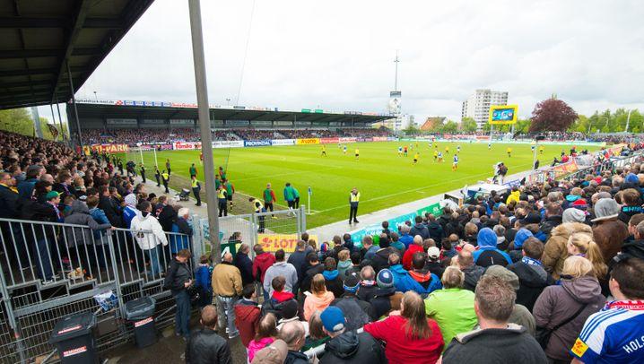 Heimspiele in Europas Top-Ligen: 4400 Zuschauer - ausverkauft!