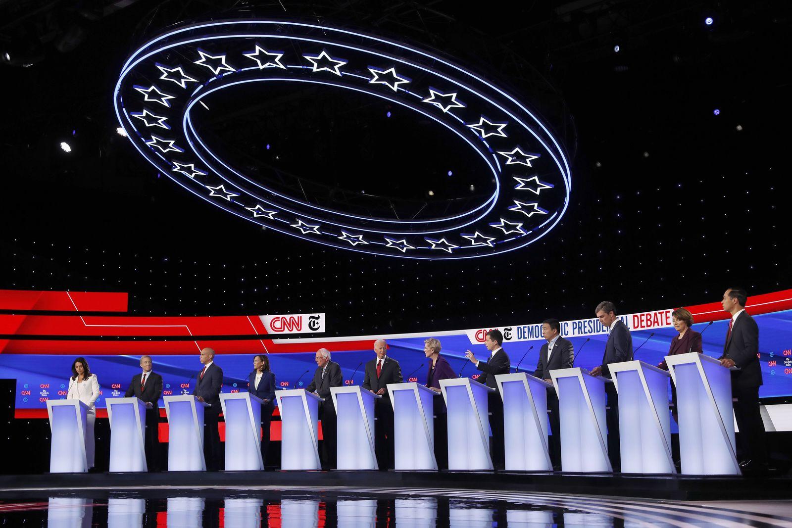 Demokraten Debatte Ohio