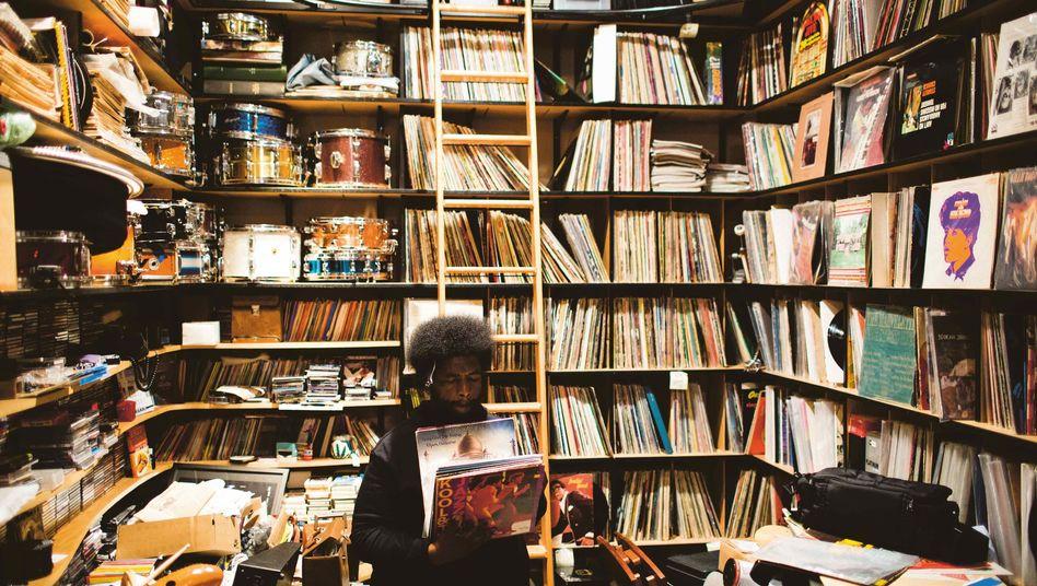 Roots-Drummer Questlove sucht nach seinem liebsten Album von Kool & the Gang