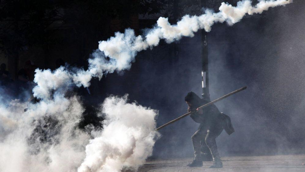 Chile: Krawalle bei Bildungsprotesten
