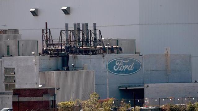 Ford-Werk in Chicago