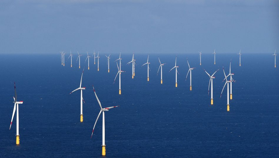Offshore-Windpark DanTysk: Keine Mehrkosten für Betreiber