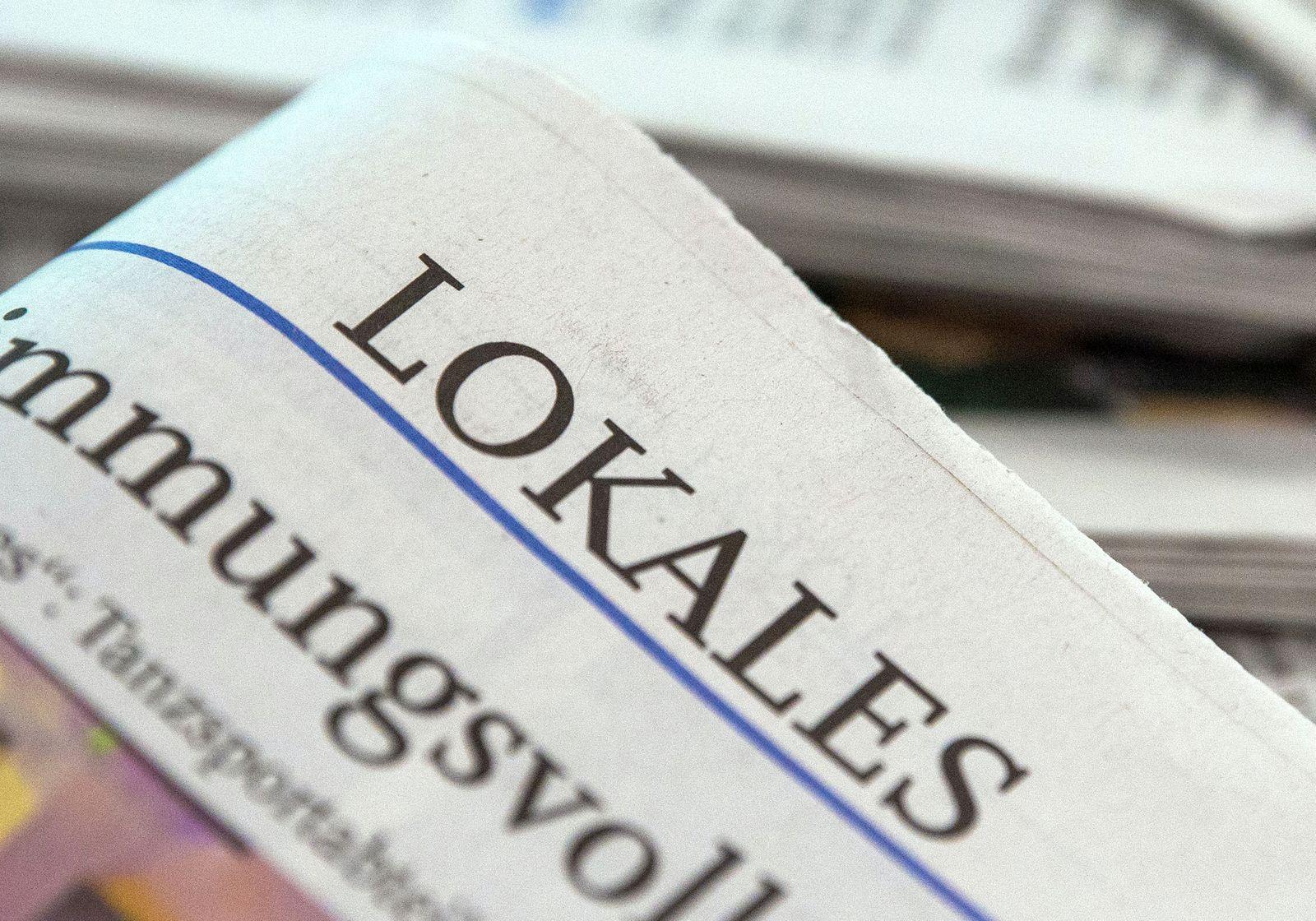 Lokalzeitung