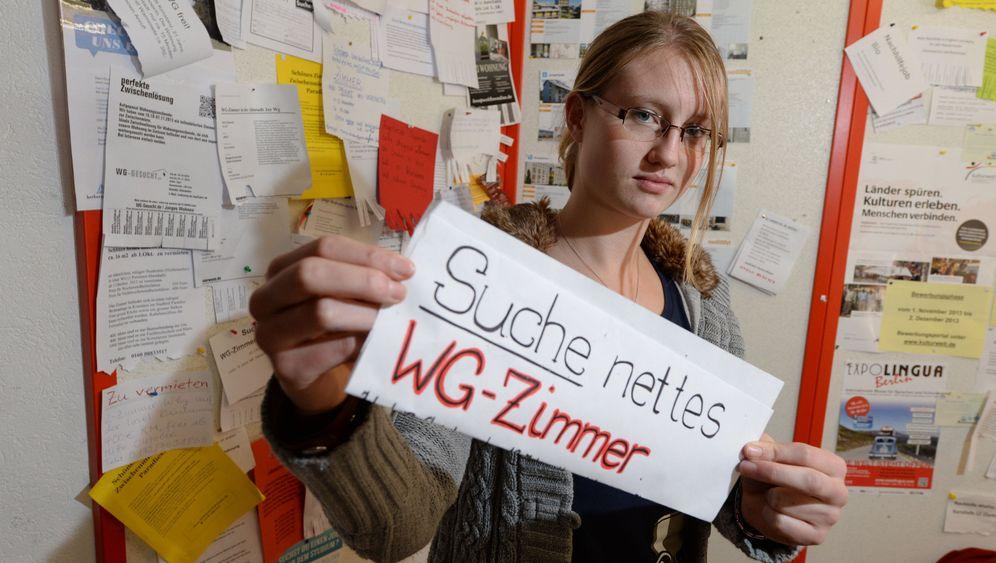 """Studienstart: """"Suche nettes WG-Zimmer"""""""