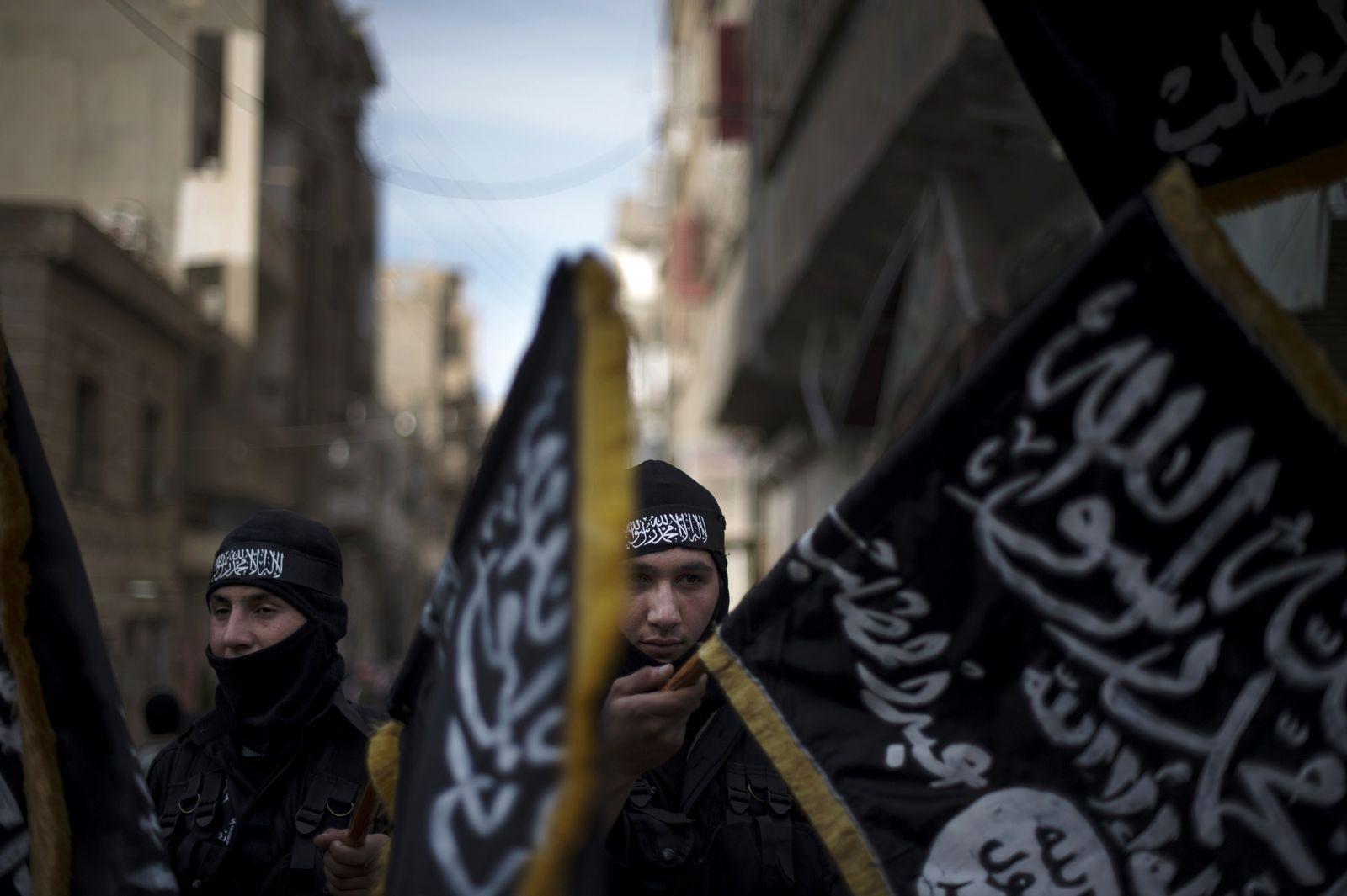 Rebellengruppen Syrien/ Liwa Hamzah Brigade