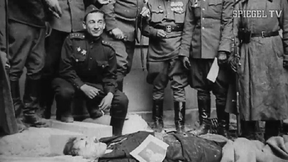 Wie Hitler starb: Stimmen aus dem Führerbunker