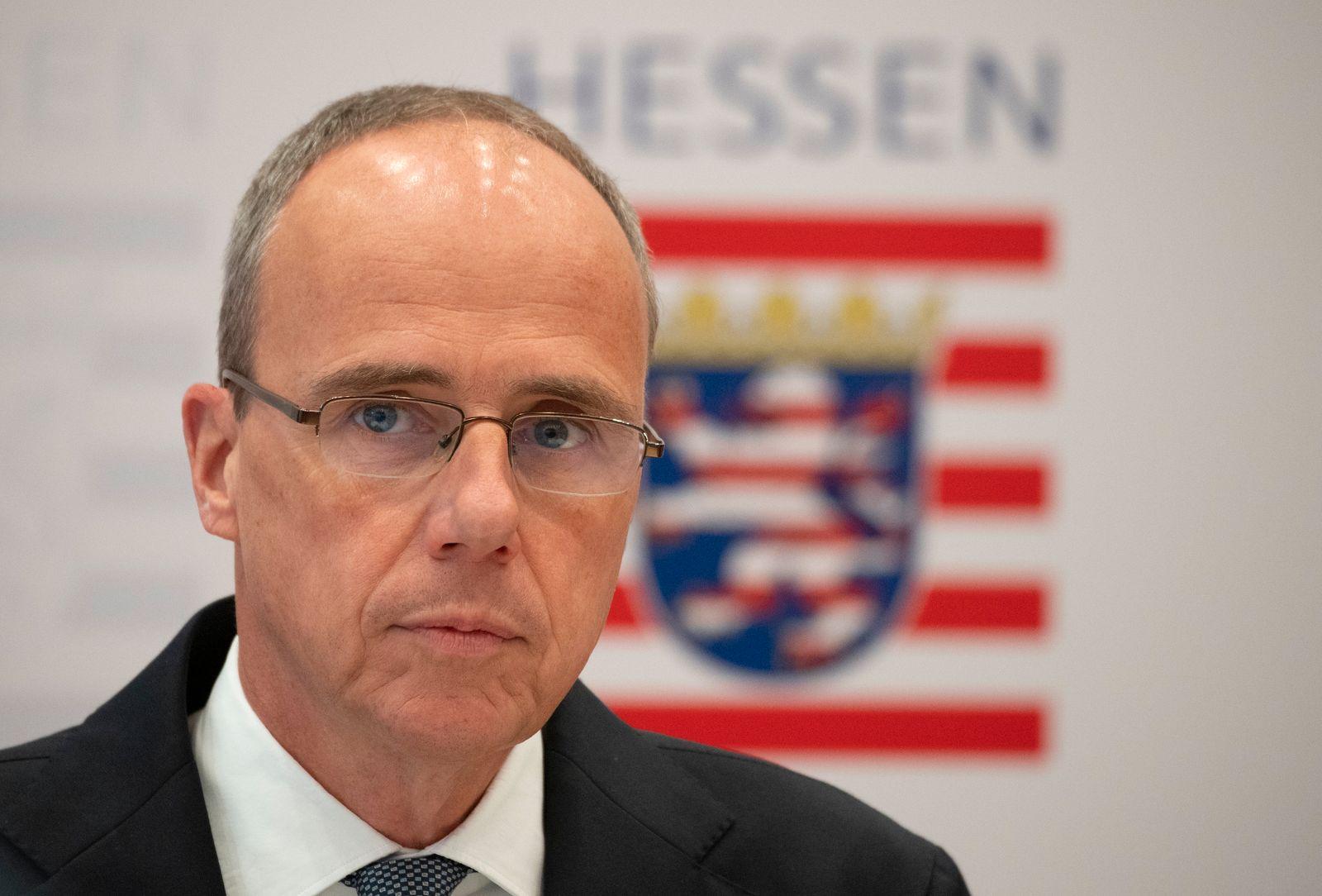 Innenminister von Hessen Beuth