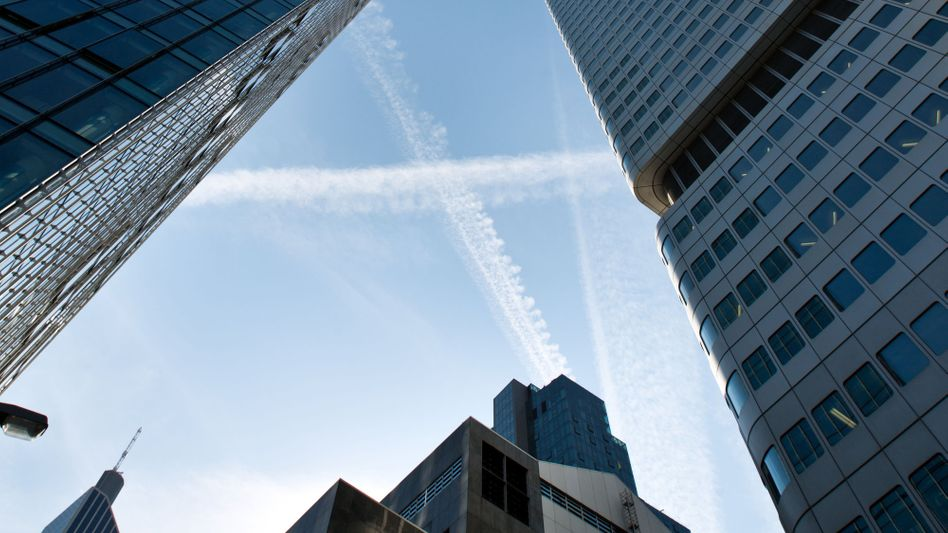 Bankentürme in Frankfurt am Main: Front gegen Finanzsteuer